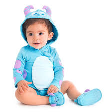Halloween Costume Monsters Inc Amazon Com Disney Sulley Monsters Inc Baby Halloween Costume