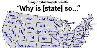 Google Maps Illinois by The Biggest Stereotype Of Every State In America In 1 Map Huffpost