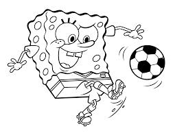 spongebob patrick as santa coloring page spongebob