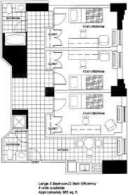 Two Bedroom Apartment Floor Plans Furniture Room Dimensions U0026 Floor Plans U2014 Georgetown Law