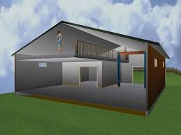 Metal Shop With Living Quarters Floor Plans It Won U0027t Be In Better Shops And Gardens But Still The Garage