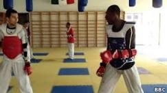 Londres 2012: Lutador de taekwondo mostra rotina de treino no ...