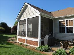 Screen Porch Roof by Screened Porches