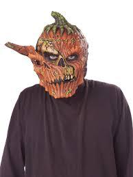 bane mask spirit halloween halloween pumpkin monster horror face costume party head