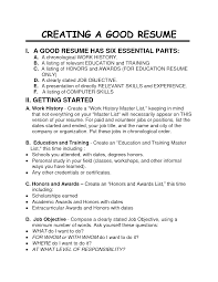Best Job Resume by Create A Professional Resume 22 Image Gallery Of Sensational