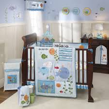 Baby Nursery Accessories Ocean Theme Nursery Ideas Under The Sea Baby Crib Bedding Set By