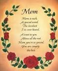 Mother day wishes poems �� G��tes de la Baume