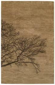 Capel Rug Sale Rugs Express Desert Plateau Shadow Branch Tree Bark Capel
