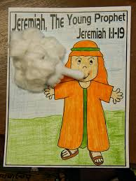 hands on bible teacher jeremiah the young prophet