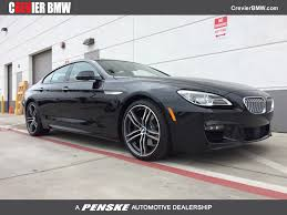 2018 new bmw 6 series 650i gran coupe at crevier bmw serving