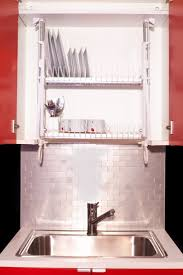 Kitchen Cabinets Plate Rack 21 Best Dish Drying Rack Images On Pinterest Dish Drying Racks