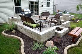 Backyard Cement Patio Ideas by 41 Images Enchanting Diy Patio Design Ideas Design Ambito Co
