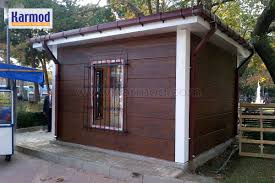 Metropolitan Shed Build Container House In Modern City Office Containers