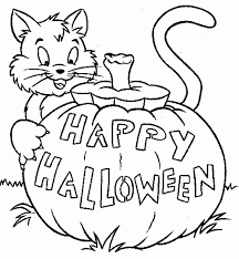 Printable Halloween Decorations Scary by Printable Halloween Coloring Pages Free Best Disney Halloween