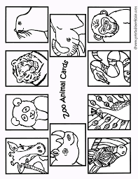 unique zoo animals coloring pages 35 with additional free coloring
