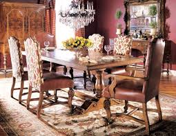 Tuscan Dining Room Sets Alliancemvcom - Tuscan dining room