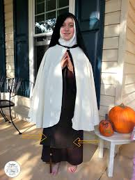 Saints Costumes Halloween 7qt Saints Costume Ideas Martha Mary