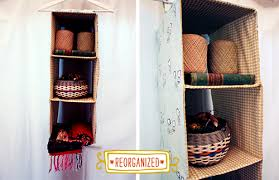 How To Make Closet Shelves by January Refresh Fabric Hanging Shelves Spoonflower Blog