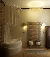 bathroom design elegant tiny master bathroom decor brick wall