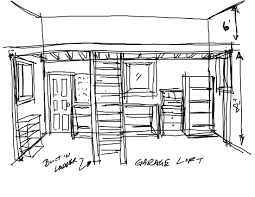 build garage storage loft plans diy hammock stand ideas loft