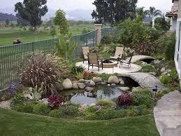 backyard 62 small backyard pond ideas koi pond design image