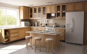 Small U Shaped Kitchen by Kitchen Design U Shaped Kitchen With Breakfast Nook Ge 1 1 Cu Ft