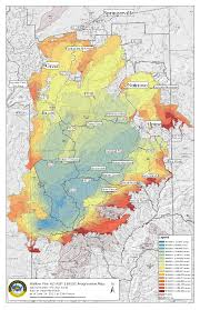 New Mexico Wildfire Map by Wallow Fire Map Fire Earth