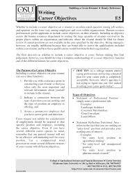 job objective sample resume entry level resume objective examples berathen com entry level resume objective examples and get inspiration to create a good resume 17