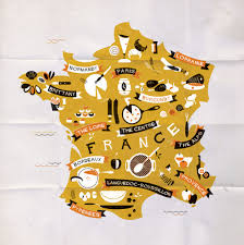 Map Of South Of France by France Road Trip That U0027s Fun For All The Family France Map