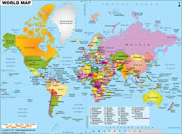 Show Me A Map Of The Middle East by Middle East Mental Map With Show Me The Of World Roundtripticket Me