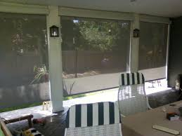 outdoor bamboo blinds and shades exterior sun shades for windows