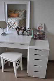 Mirrored Desk Target by Bedroom Divine Make Up Desk Ideas With Vanity Mirrored Desk Makeup