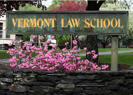 Vermont Law School Is An Advocacy Warrior