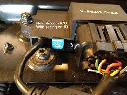 triumph bonneville ignition control unit cdi limiter failure