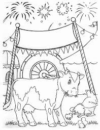 fair coloring pages getcoloringpages com
