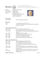 Coaching Resume Cover Letter teachers sample resume sample resume