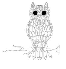 mosaic coloring pages for adults enjoy coloring coloring