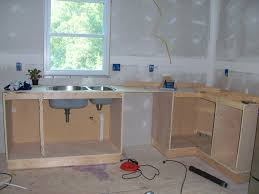 Kitchen Cabinets Inside Kitchen Building Kitchen Cabinets In Marvelous How To Build A