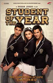 Student of the year (2012) [Vose]