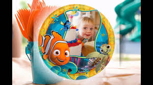 Finding Nemo Centerpieces by Awesome Finding Nemo Party Decorations Ideas Youtube