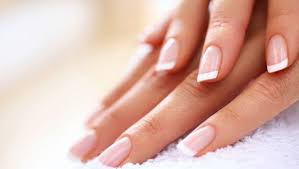 how to whiten underneath your nails naturally
