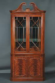 china cabinet corner china cabinets dining room awesome picture