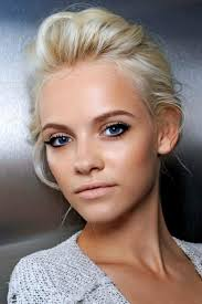 Tips For A Dazzling Smile by 7 Makeup Tips For Blondes To Give You That Bombshell Look U2026