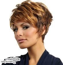 messy short womens haircuts for thick hair women medium haircut
