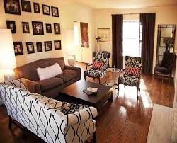Living Room Colors With Brown Furniture Awesome Living Room Ideas Brown Sofa U2013 Brown And Blue Living Room