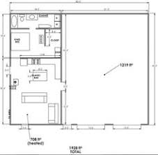 Metal Building Floor Plans For Homes 30 Barndominium Floor Plans For Different Purpose House Pools