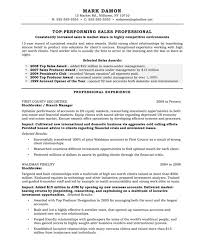 The Best Resume In The World by Sales Resume Example Sales Resume For Sales Executive Resume