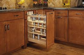 amazon com rev a shelf 448 bcsc 8c 8 in pull out wood base