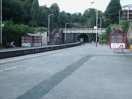 Morley railway station