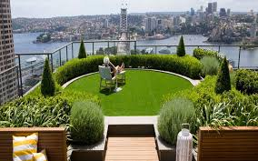 home decor garden great rooftop ideas with round concrete excerpt